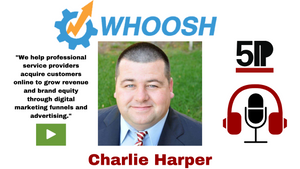 Founder Of Whoosh Agency – Charlie Harper