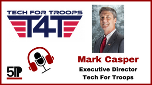 Tech For Troops - Mark Casper