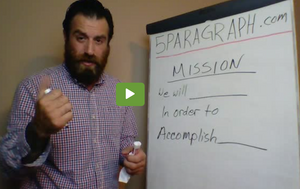 How To Create A Mission Statement