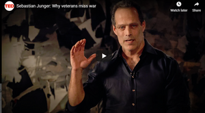 Why Veterans Miss War