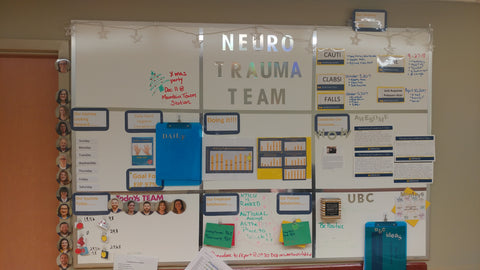 huddle board midmichigan