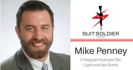 suit soldier mike penney