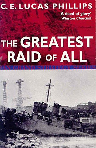 The Greatest Raid of All (Pan Grand Strategy)