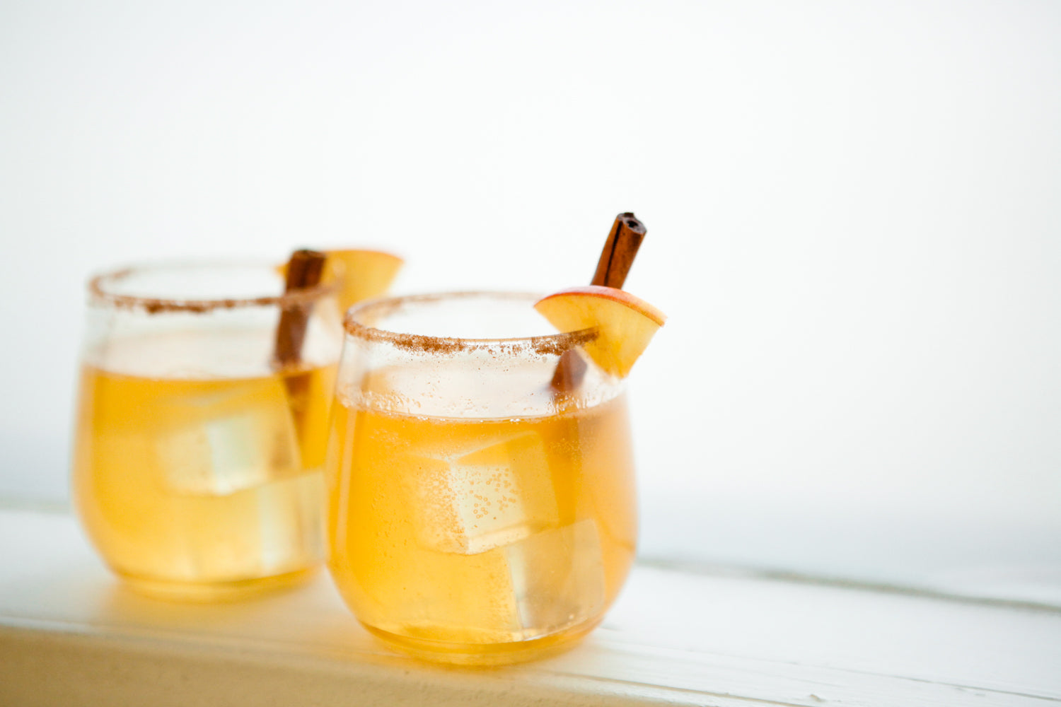 Maple Bourbon Cider Recipe