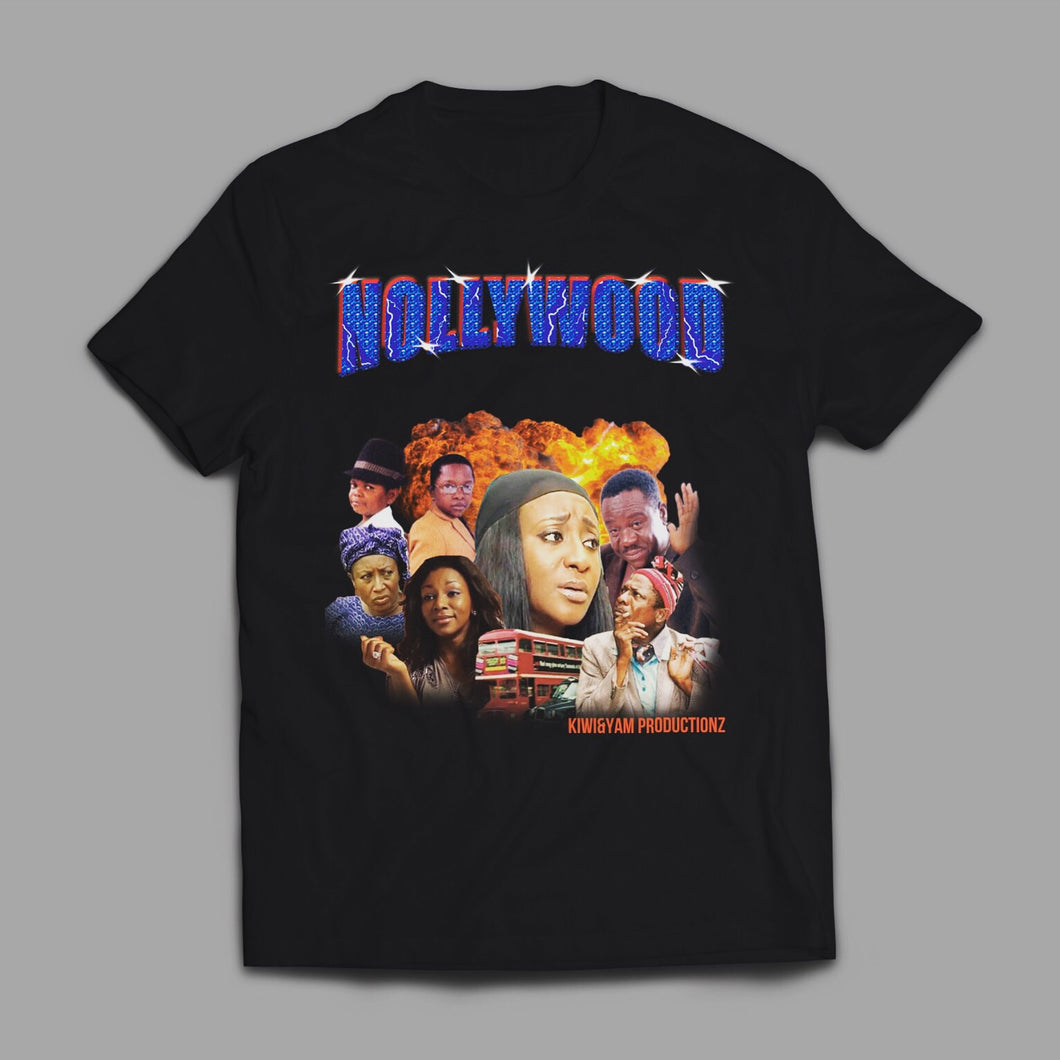 NOLLYWOOD HOMAGE TEE