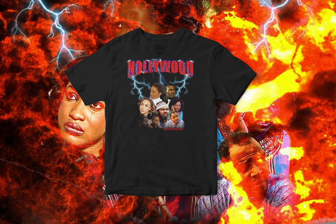 NOLLYWOOD HOMAGE TEE VOL.2