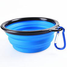 2017 New Silicone Pet Water Feeding Dogs Bowls For Cats Puppy Foldable Collapsible Containers For Dry Food Product Comedouro