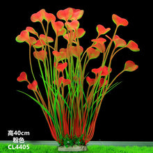40cm Artificial Grass Plants Aquarium Fish Tank Aquarium Plants Aquariums Landscape Decoration Fish Tank Aquarium Ornament Decor