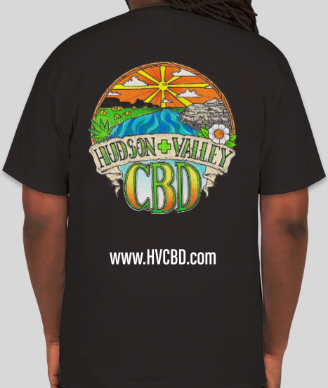 Hudson Valley CBD x SteeveDraws T-Shirts