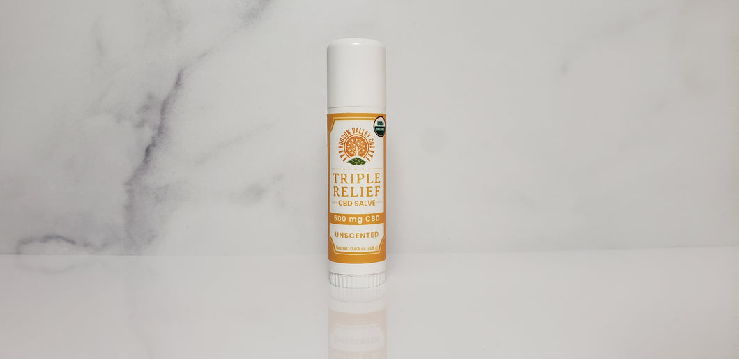 Triple Relief Roll On - 500mg Natural