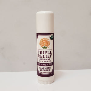 Triple Relief Roll On - 500mg Lavender