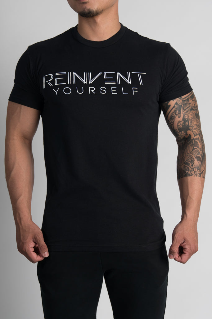 Reinvent Yourself - Black