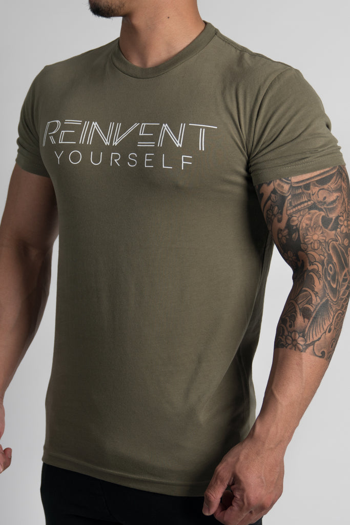 Reinvent yourself - Olive