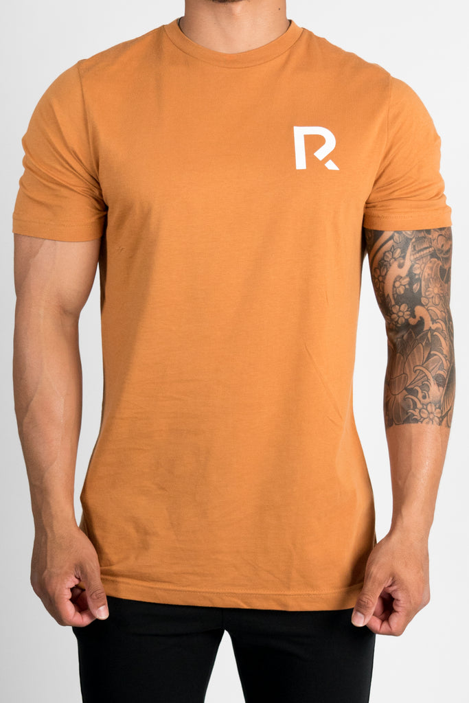 Men's R Apparel Logo T-Shirt - Meerkat