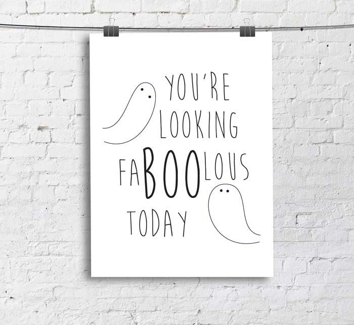 You're Looking FaBOOlous Today