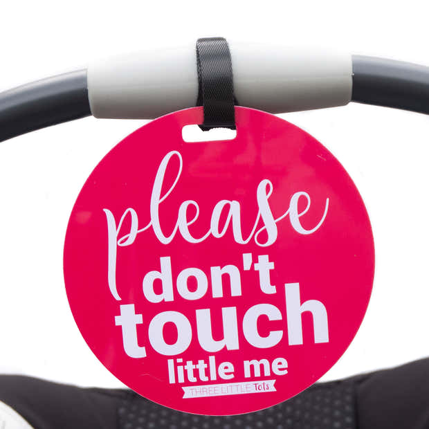 Pink Please Don't Touch Little Me 1