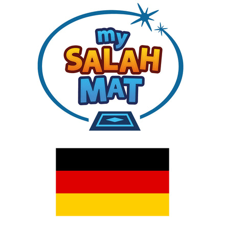 My Salah Mat is now officially being sold in Germany!