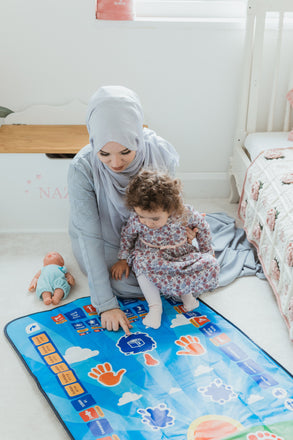 Technology and Physical Interaction: My Salah Mat for Children