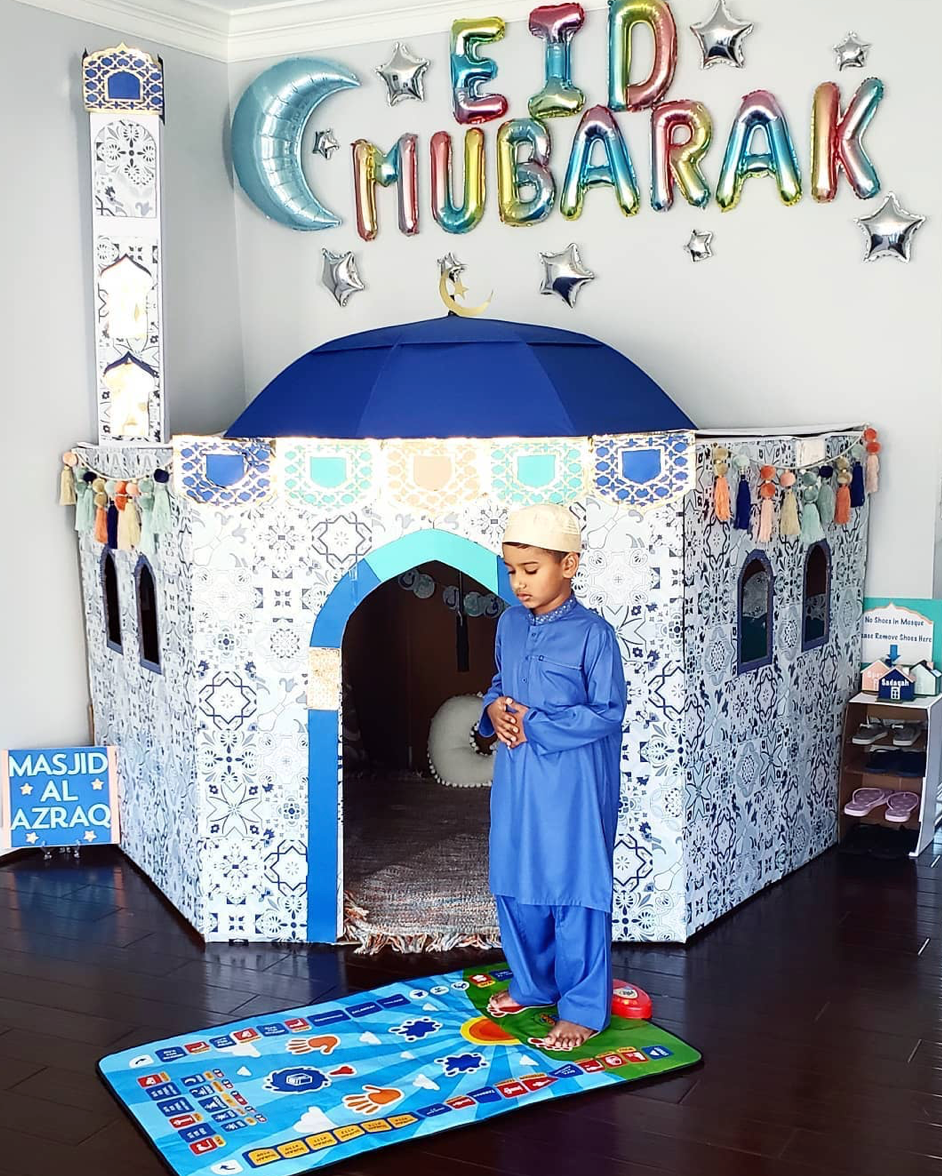 My Son Learned how many Surahs are in the Quran using the MySalahMat