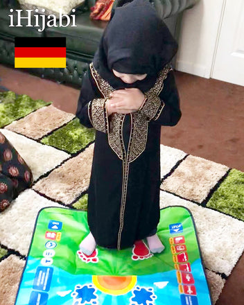 Rezension | My Salah Mat- Interaktiver Gebetsteppich -  Deutsche