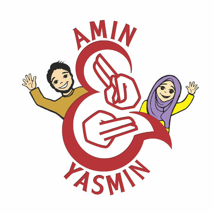 Amin & Yasmin - A company raising awareness of the issues facing the deaf Muslim community