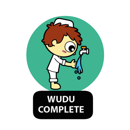 Lets Learn About Wudu