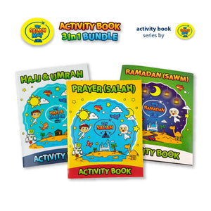 X04M01 [Sample] - Activity Book Bundle