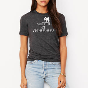 Mother of Chihuahuas Tee