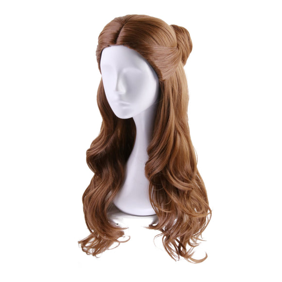 Princess Long Wavy Wig Movie Costumes