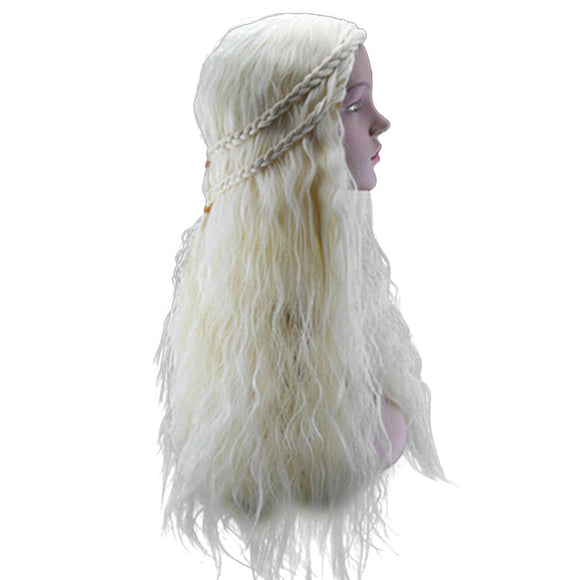 Long Curly Wig Women Cosplay