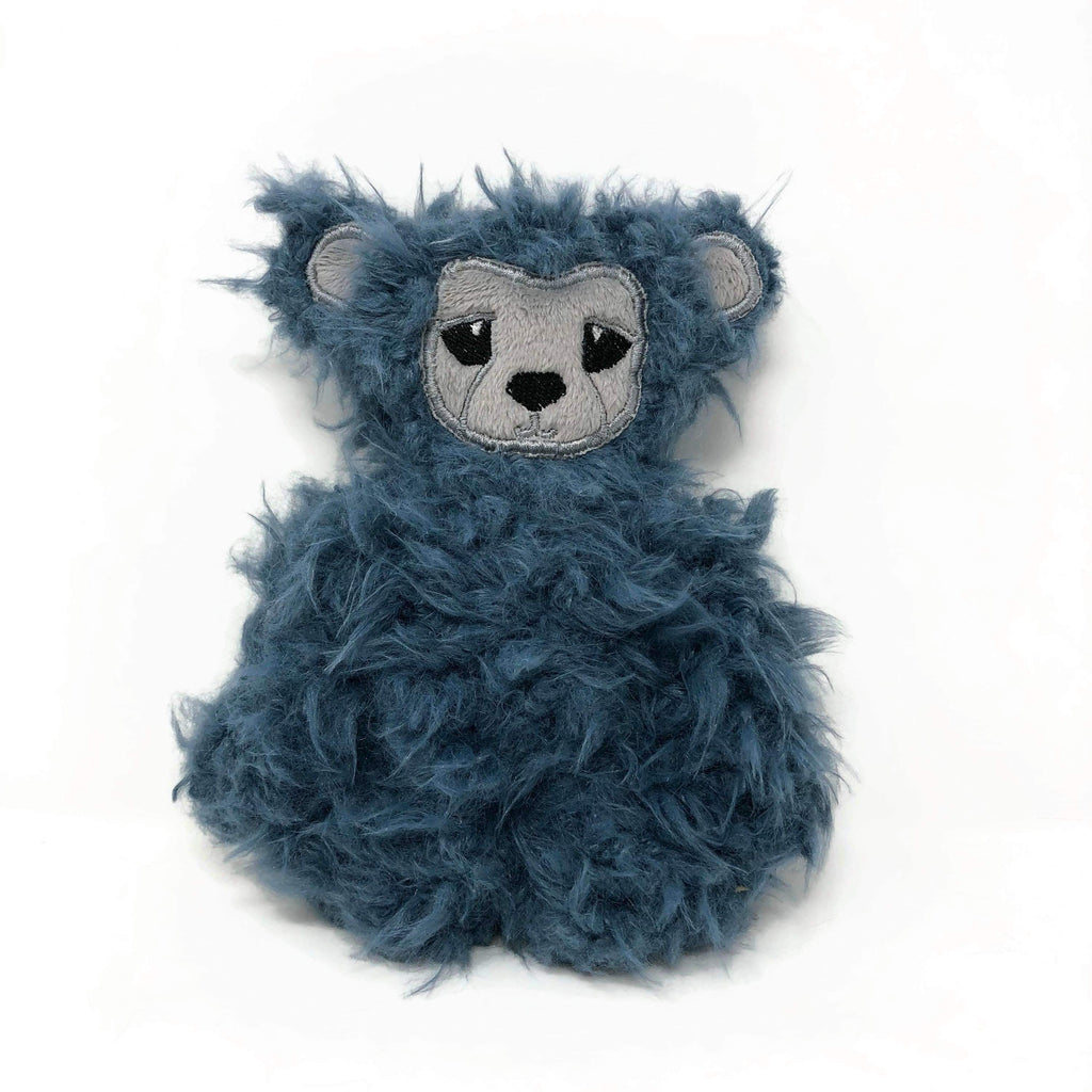 Mini Blueberry Bear PREORDER - Ultra Plush Cuddle Monster