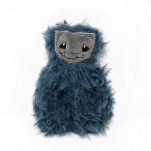Mini Bluebell Yeti RTS - Ultra Plush Cuddle Monster