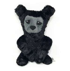 Obie Bear Mini Monster RTS (silver face)