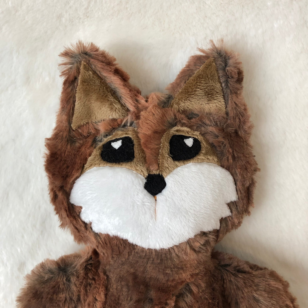 Limited Edition Felix the Fox (Rust)