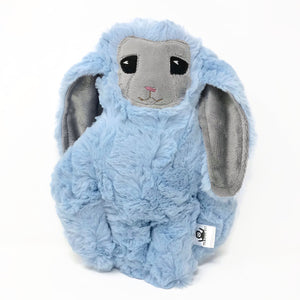 Blue Luxe Bunny