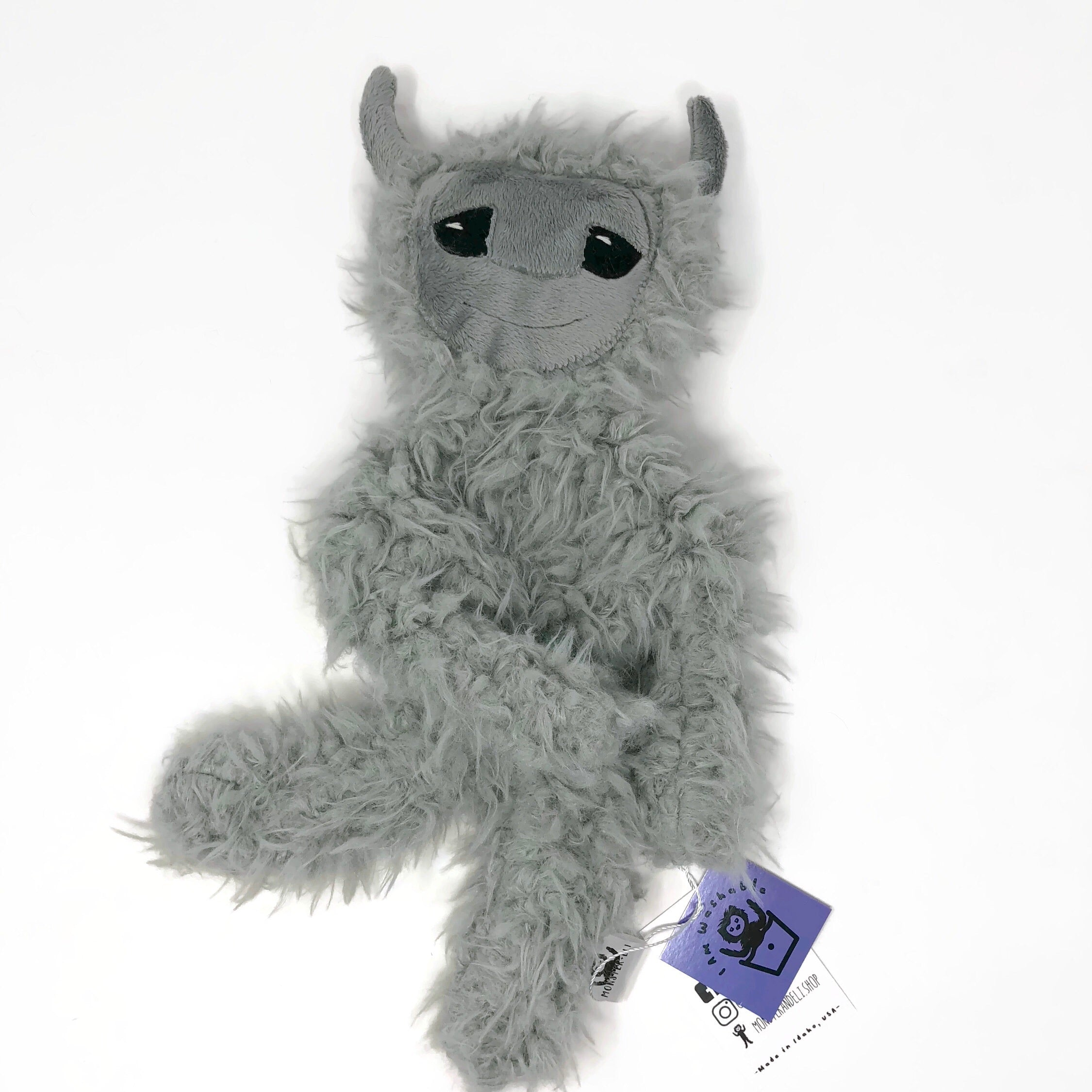 Shadow Yeti Cuddle Monster RTS