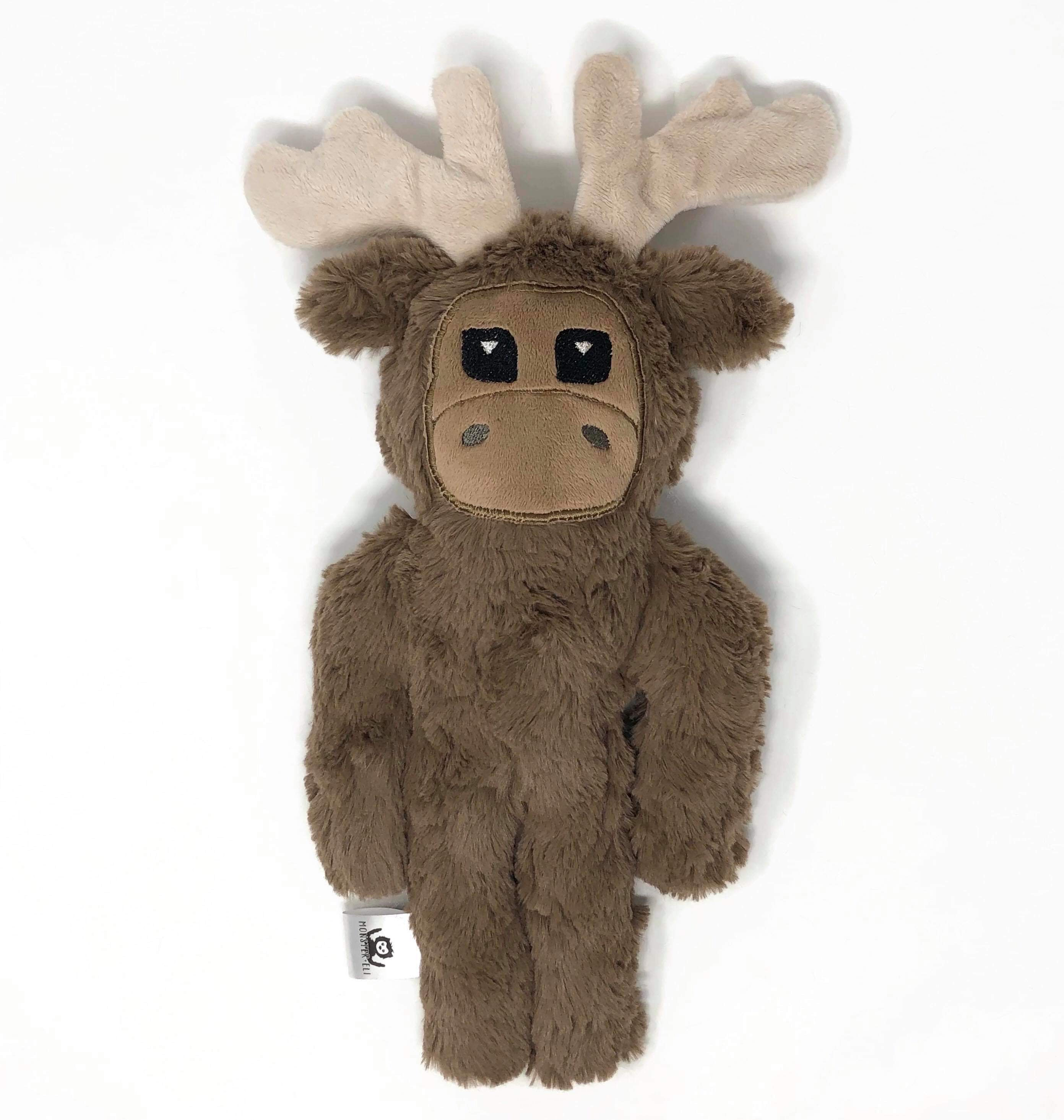Bullwinkle the Moose (Light Brown)