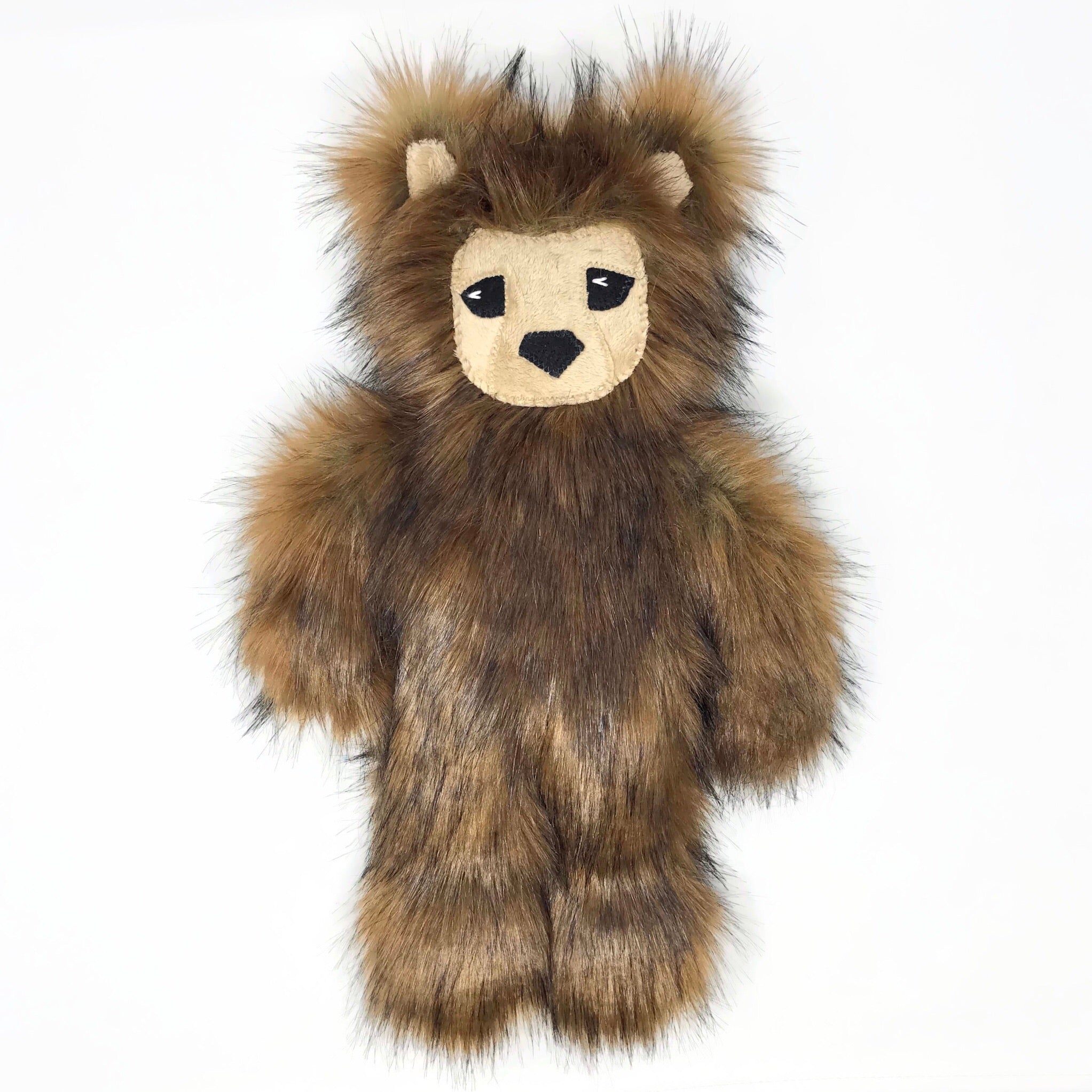 Sander Bear Fur Monster
