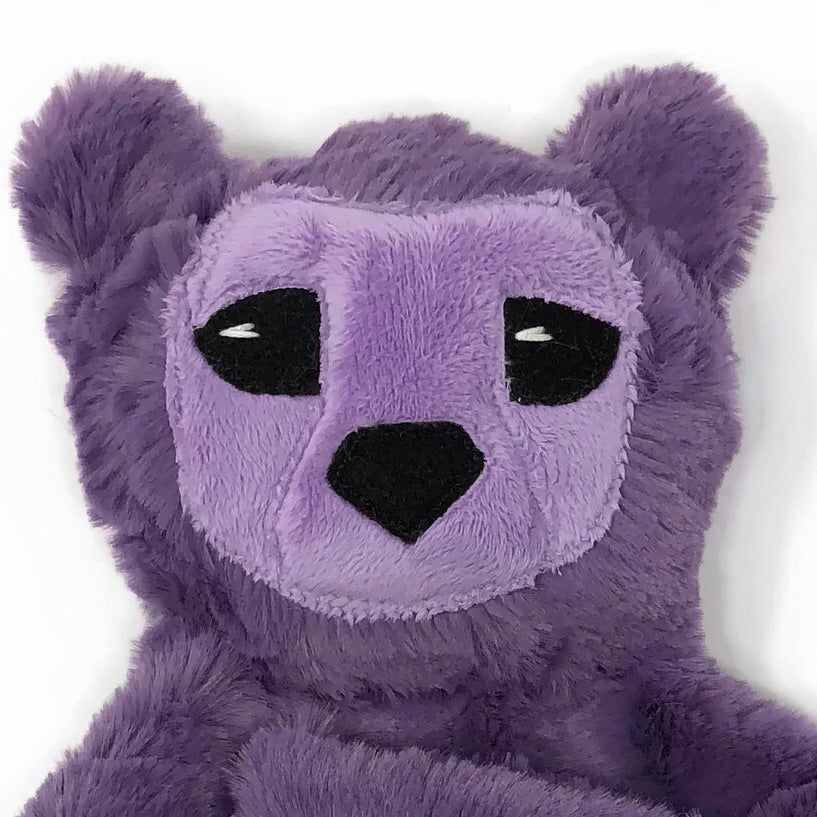 Mulberry Bear Mini Monster RTS (silver face)