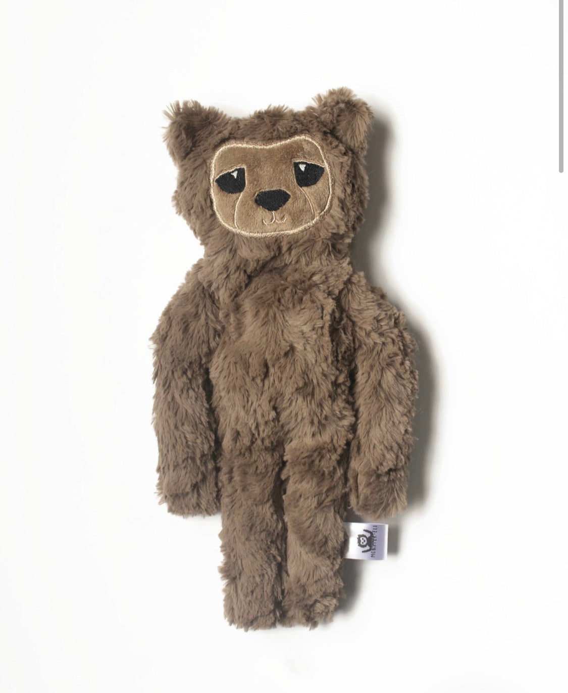 Brownie - Luxe Bear Cuddle Monster