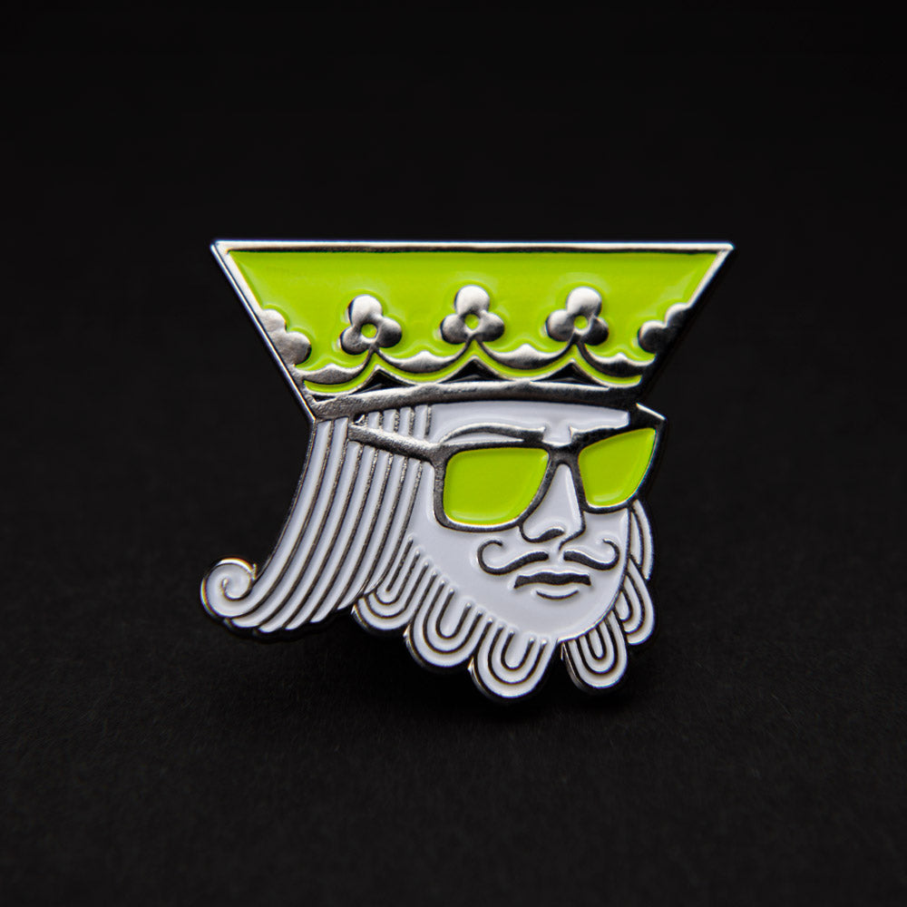 King of Swag Pin