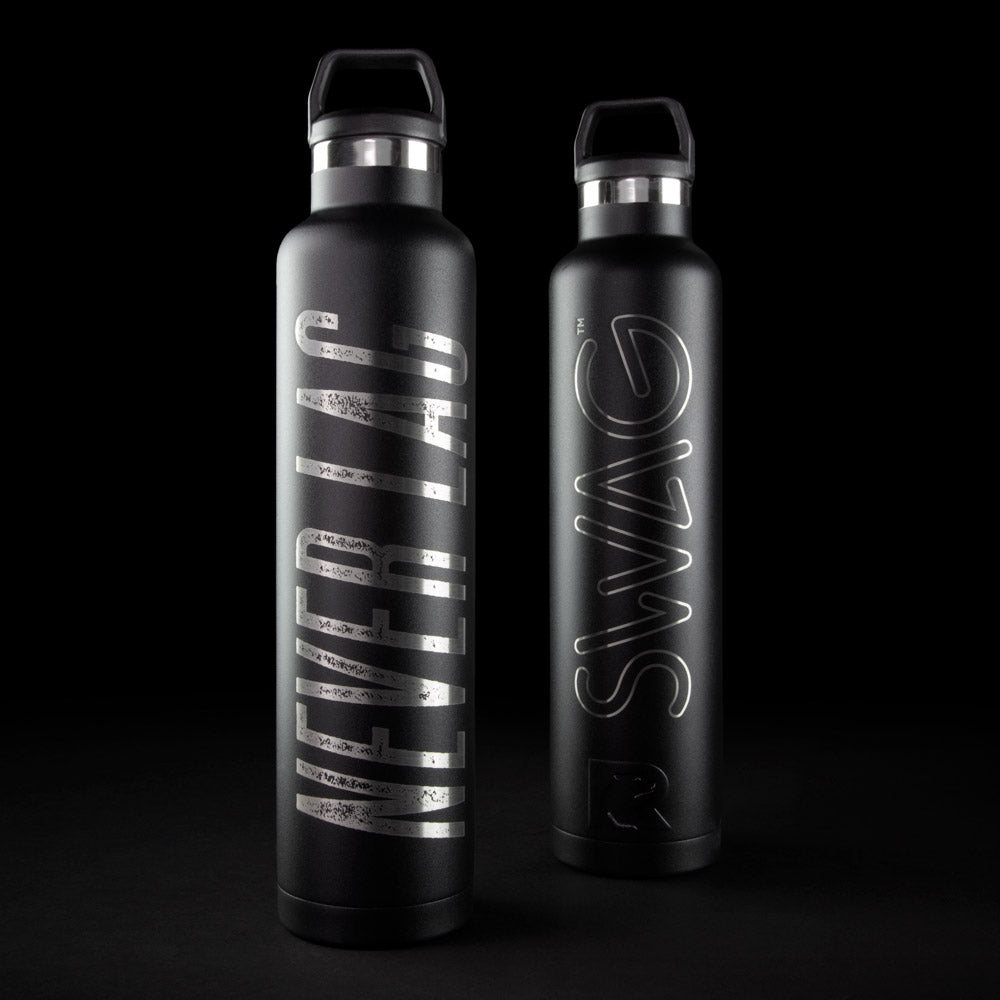 NEVER LAG RTIC Water Bottle 26oz