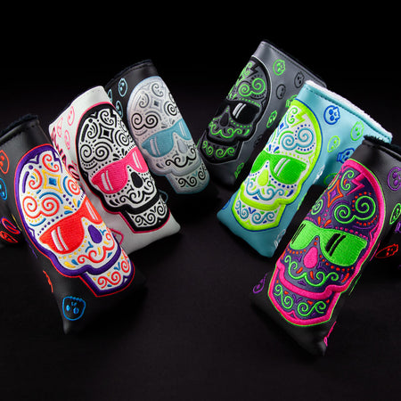 Sugar Skull Headcover