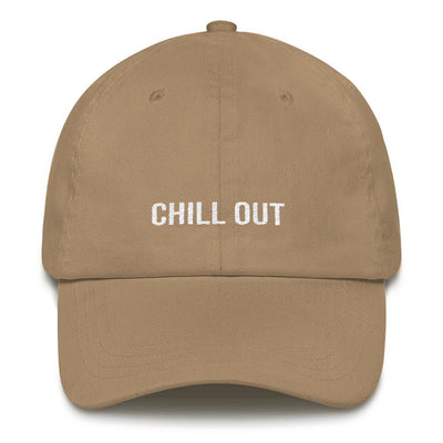 Chill out Dad hat-The Tee Planet