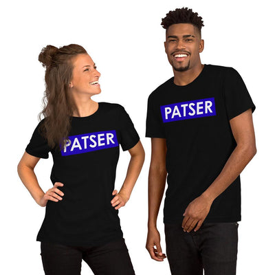 Patser T-Shirt-The Tee Planet