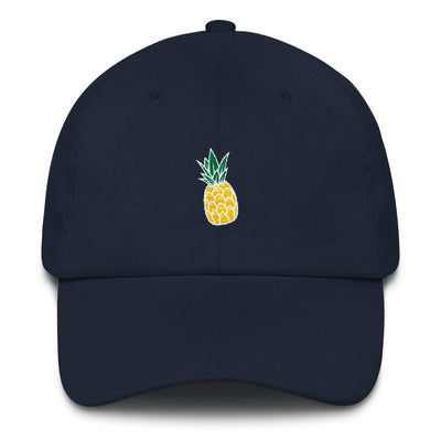 Pineapple Dad hat-The Tee Planet