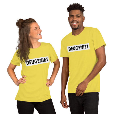 Deugeniet T-Shirt-The Tee Planet