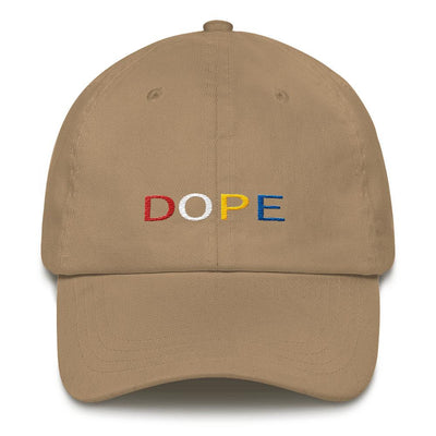 Dope Dad hat-The Tee Planet