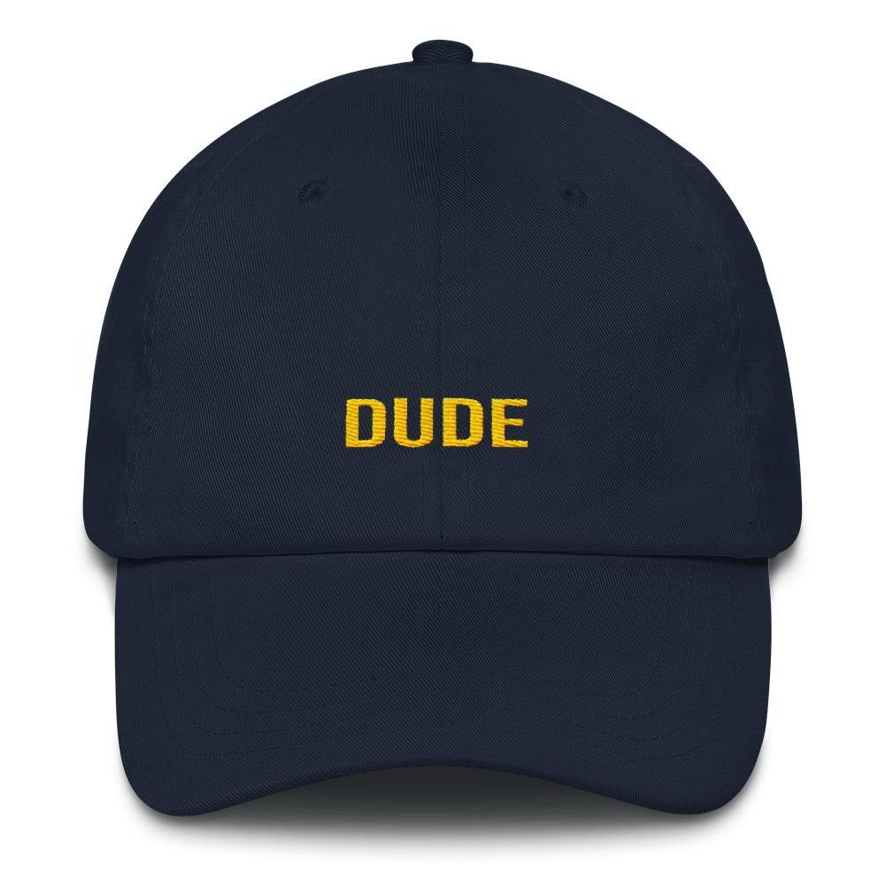 Dude Dad hat-The Tee Planet