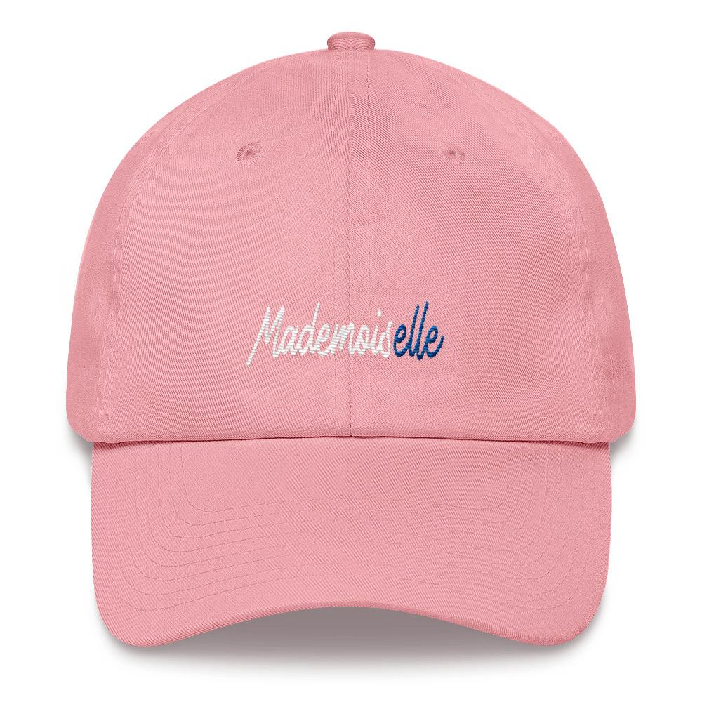 Mademoiselle Dad hat-The Tee Planet